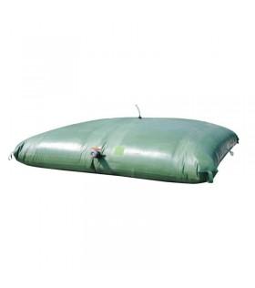 Falttank Faltbehälter 8000 Liter geschlossener flexibler Behälter