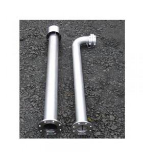 Löschwasseranschluß für Löschwasserbehälter