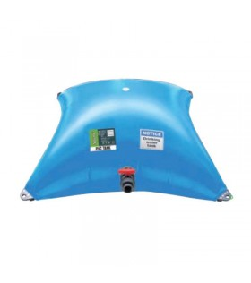 Faltbehälter Falttank 8000 Liter geschlossener flexibler Behälter