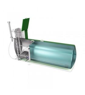 Trinkwassertank 10000 Liter aus Edelstahl -- Preis auf Anfrage