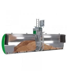 Pelletspeicher ca. 40.000 kg - Pelletbehälter - Pelleterdtank -- Preis auf Anfrage