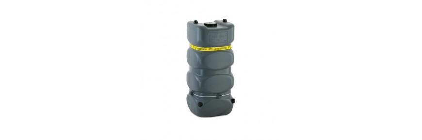 Regenwassertank ▷ Rotex Variocistern ▷ Kellertank