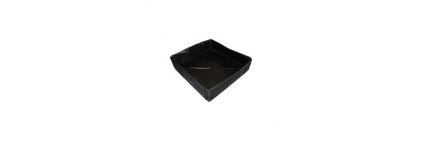 Faltbare Auffangwannen PVC ▷ Auffangbehälter